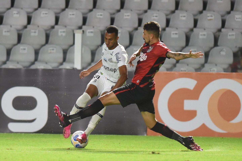 Santos vs Athletico-PR