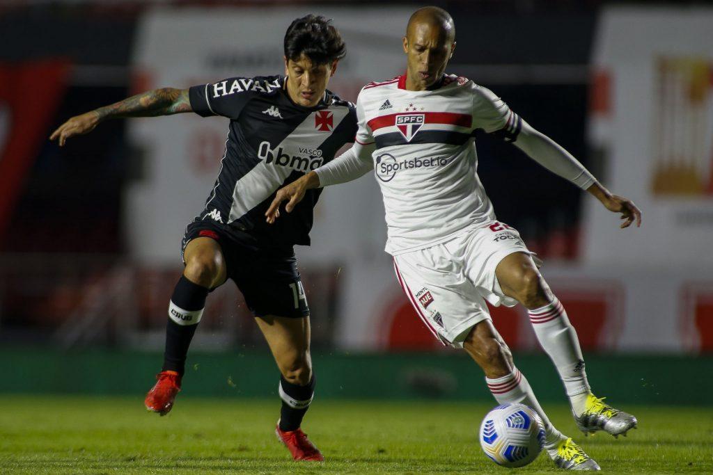 Vasco vs São Paulo