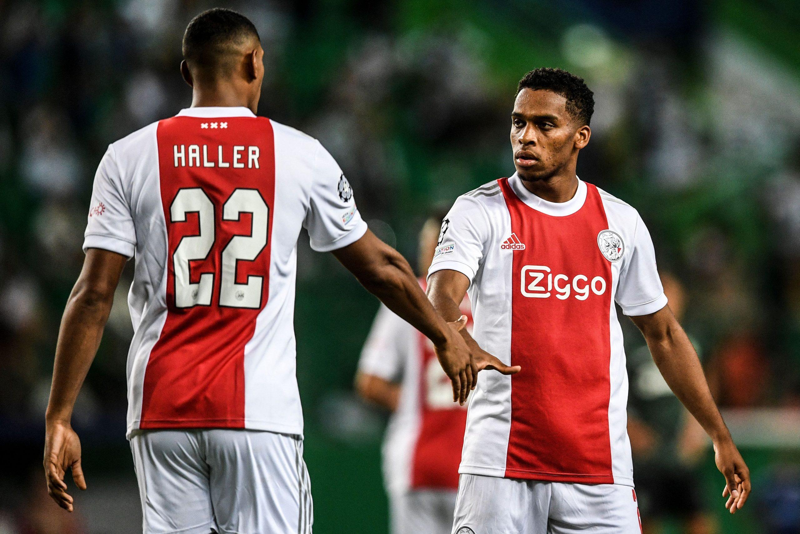 Ajax goleia o Sporting