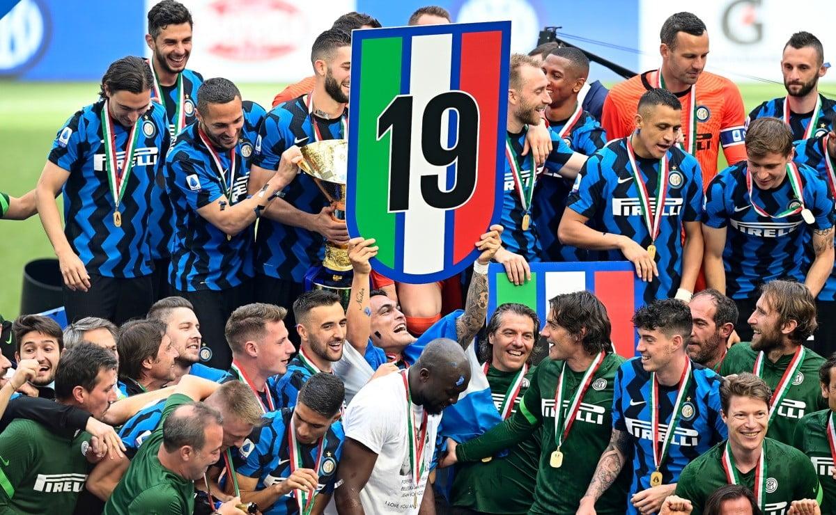 Equipes da Serie A