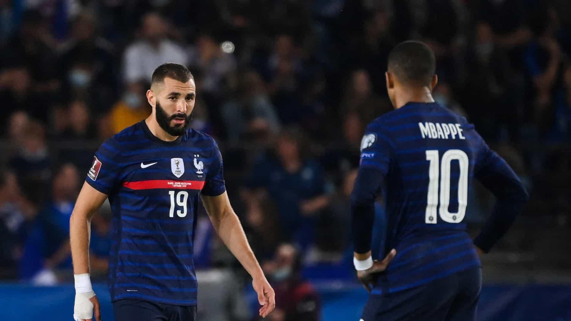 França empata