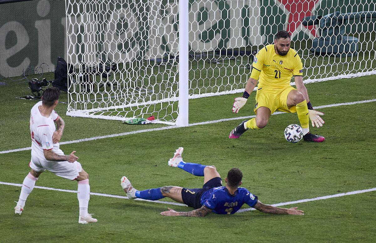 Suíça vs Itália