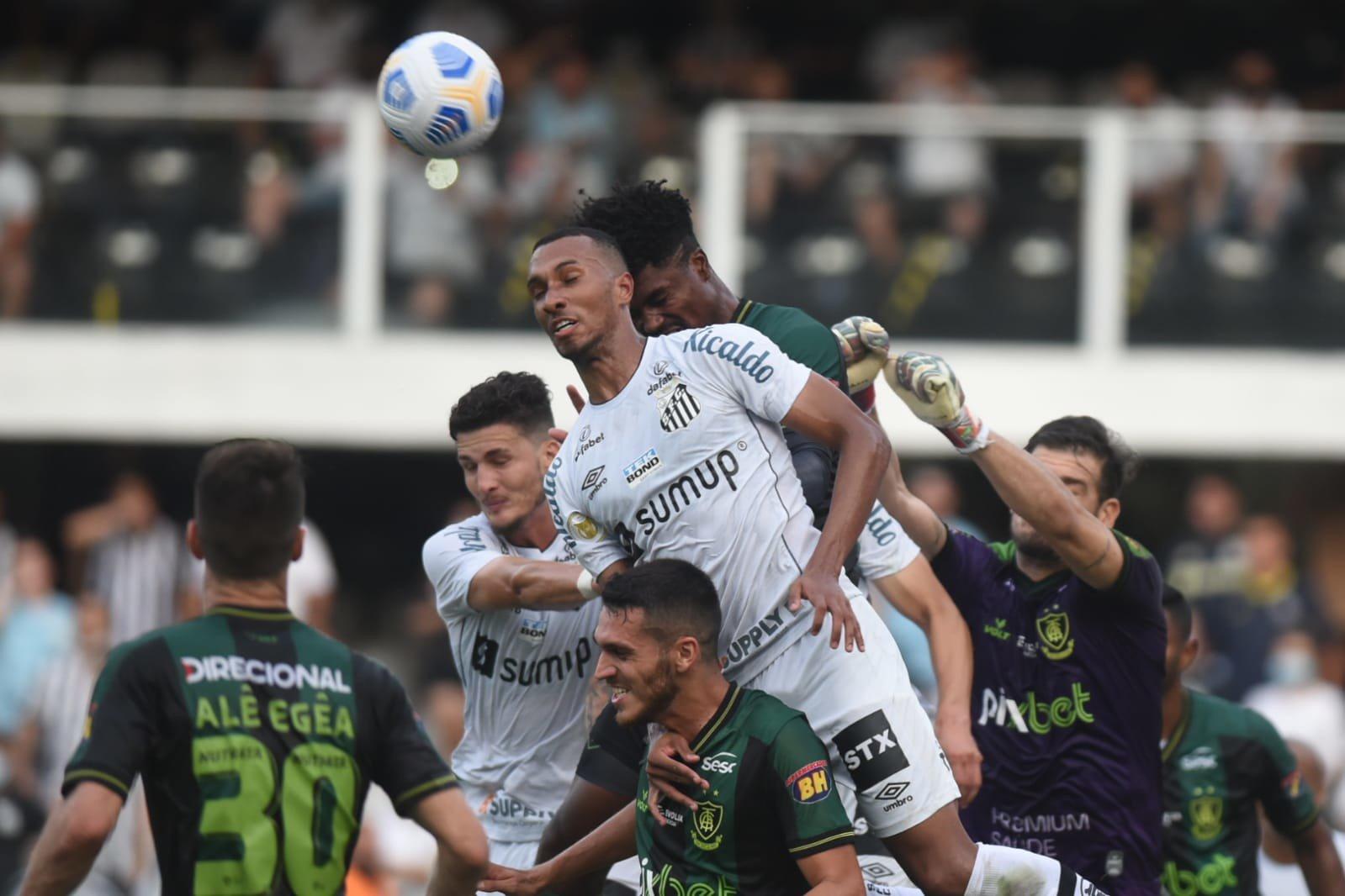 Santos perde mais uma