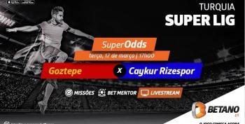 Goztepe-Rizespor