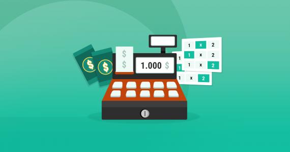 Como ganham dinheiro as casas de apostas online