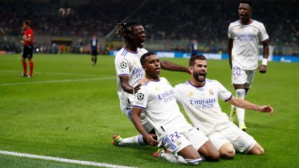 Real Madrid vence a Internazionale