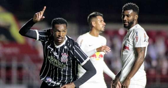 Red Bull Bragantino vs Corinthians