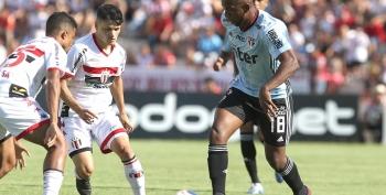São Paulo vs Botafogo-SP