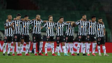 invencibilidade do Atlético-MG