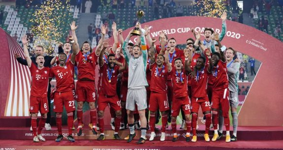 Bayern pouco se esforça mas vence Tigres