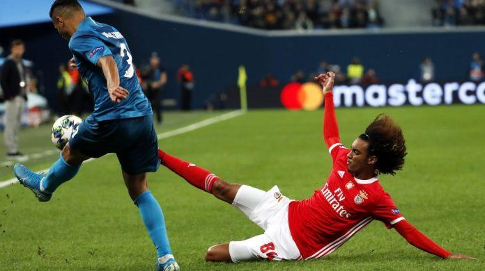 Benfica vs Zenit