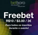 Betboro Freebet