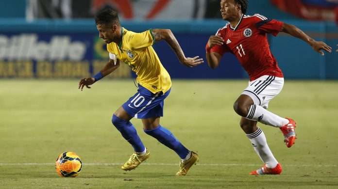 Brasil vs Colômbia
