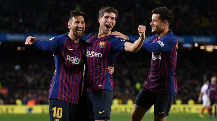 Deportivo Alaves x Barcelona