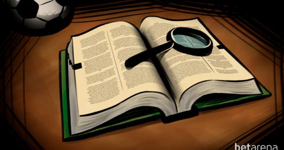 dicionário das apostas