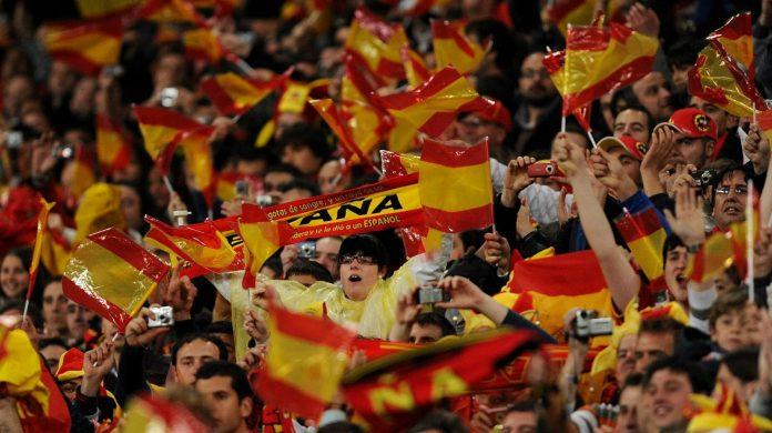 Espanha x Roménia