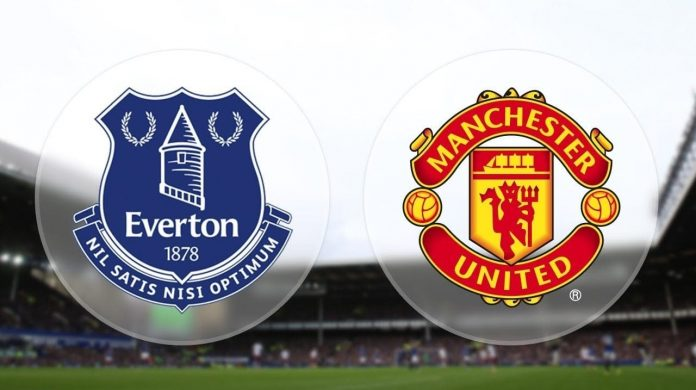Everton x Manchester United