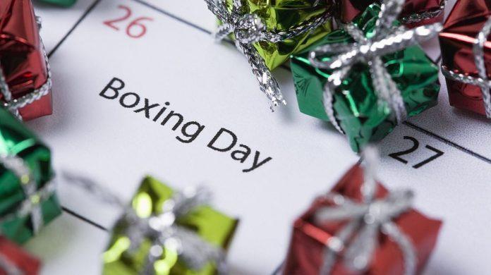 Apostas no Boxing DAY