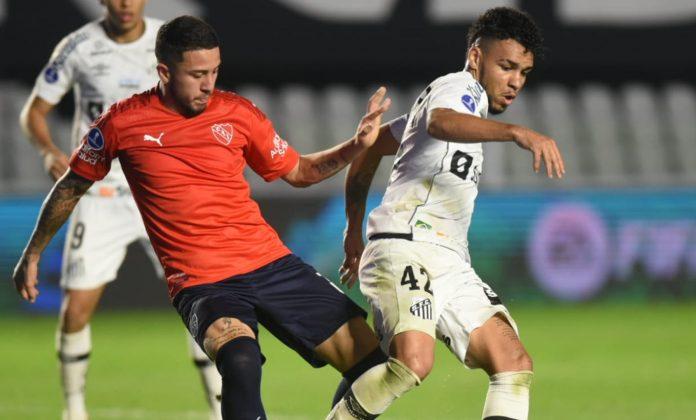 Independiente vs Santos