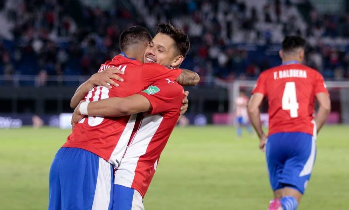 Paraguai volta a vencer