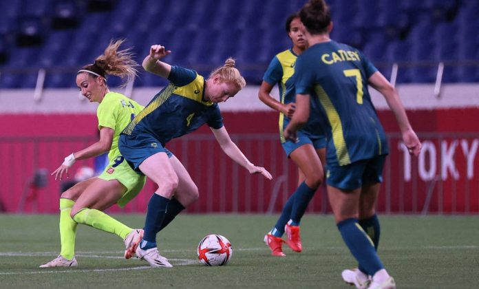 Suécia Feminino vs Austrália Feminino