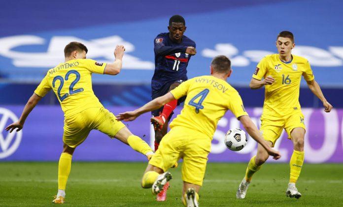 Ucrânia vs França