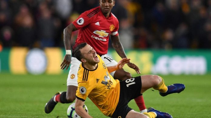 Wolves vs Manchester United