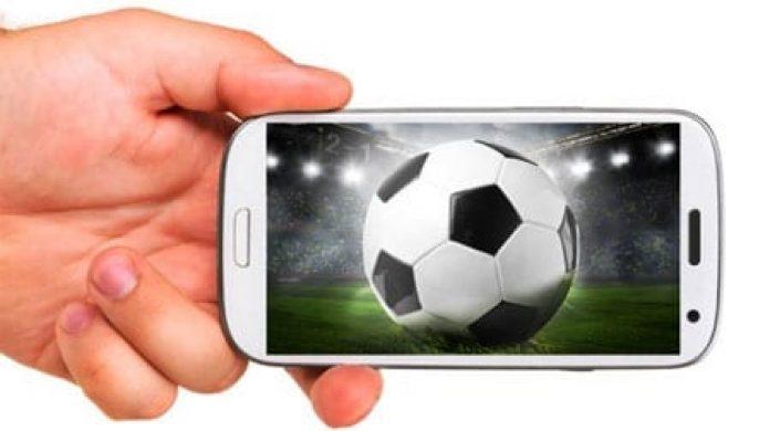 futebol ao vivo no celular