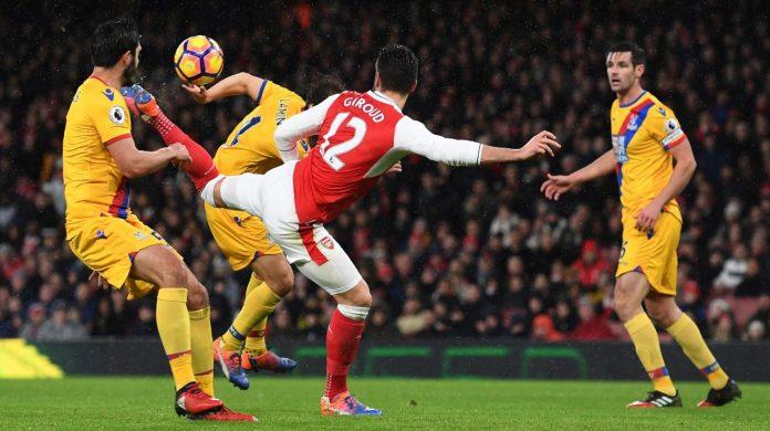 Derby Crystal Palace vs Arsenal